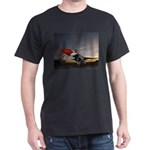 Thunderbird Sunset Black T-Shirt