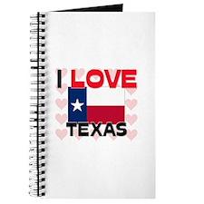 I Love Texas Journal