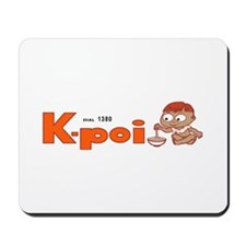 KPOI Honoluiu 1961 -  Mousepad