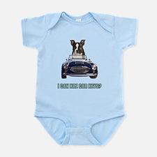 LOL Boston Terrier Infant Bodysuit