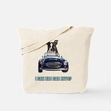 LOL Boston Terrier Tote Bag