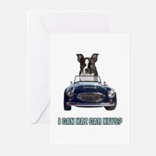 LOL Boston Terrier Greeting Cards (Pk of 20)