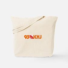 KHJ Boss Angeles 1977 -  Tote Bag