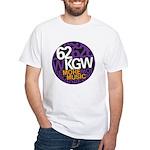 KGW Portland 1972 - White T-Shirt