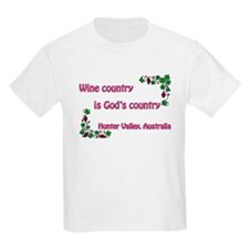 Wine country God's country T-Shirt