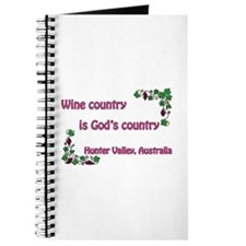 Wine country God's country Journal