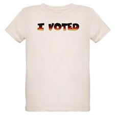 I voted (for post election) T-Shirt