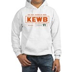 KEWB Oakland/San Fran 1959 - Hooded Sweatshirt