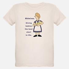 Cute Baby catcher T-Shirt