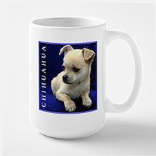 Chihuahua Puppy Lover's Large Mug
