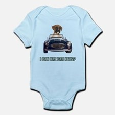 LOL Boxer Infant Bodysuit