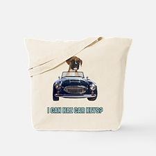 LOL Boxer Tote Bag