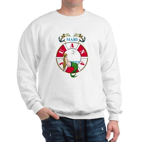 Mary J Mermaid Sweatshirt