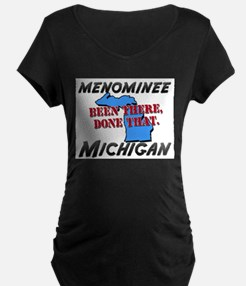 menominee michigan - been there, done that Materni
