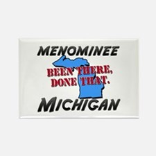 menominee michigan - been there, done that Rectang