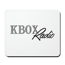 KBOX Dallas 1961 -  Mousepad