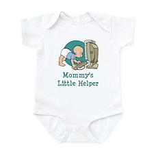 Mommy's Little Helper (Computer) Infant Creeper