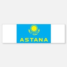Astana Bumper Bumper Bumper Sticker