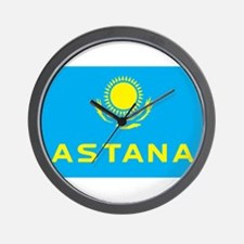 Astana Wall Clock