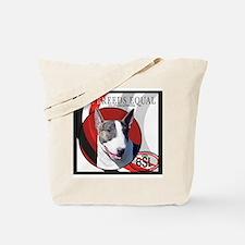 new Bull Terrier Tote Bag