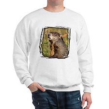 Groundhog Sweatshirt