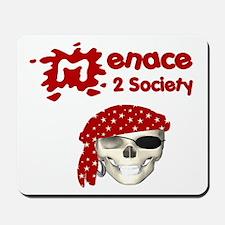 Menace to Society Mousepad