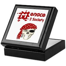 Menace to Society Keepsake Box