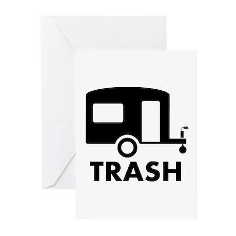 trailer trash Greeting Cards (Pk of 20)
