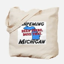 ishpeming michigan - been there, done that Tote Ba