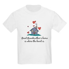 Great Grandmother's Home is Where the Heart Is Kid