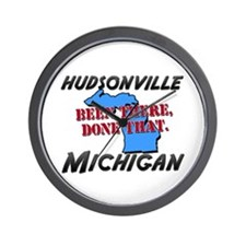 hudsonville michigan - been there, done that Wall