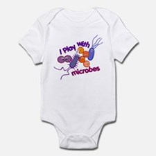 Play with Microbes Infant Bodysuit