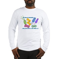 Outnumbered Long Sleeve T-Shirt