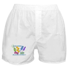 Outnumbered Boxer Shorts