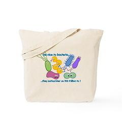 Outnumbered Tote Bag