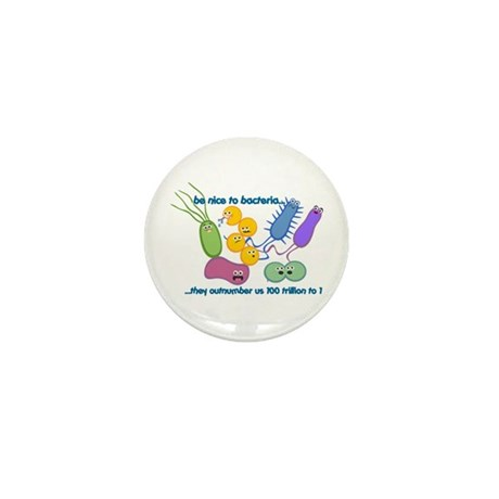 Outnumbered Mini Button (10 pack)