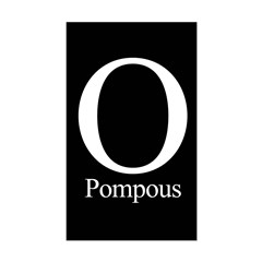 O Pompous Rectangle Decal