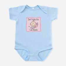 Call Abuela Infant Bodysuit