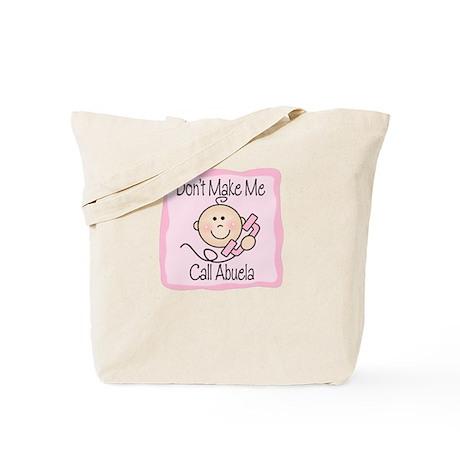 Call Abuela Tote Bag