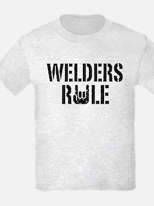 Welders Rule T-Shirt