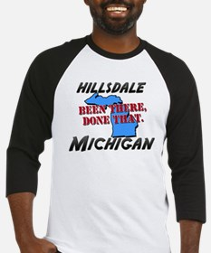 hillsdale michigan - been there, done that Basebal