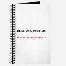 Real Men Become Occupational Therapists Journal