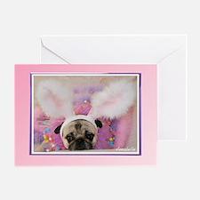 Annie Ponders Easter Greeting Card
