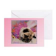 Easter Nap Greeting Card