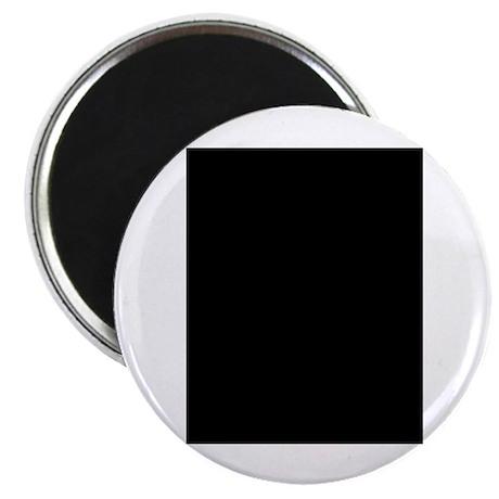 BusyBodies Black Poodle Magnet