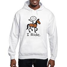 Horseback Riding Hoodie