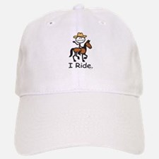 Western horse riding Baseball Baseball Cap