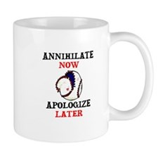 APOLOGIZE Mug