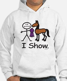 Horse Show Hoodie