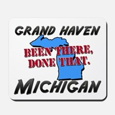 grand haven michigan - been there, done that Mouse